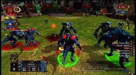 Blood Bowl (2009) XBOX360