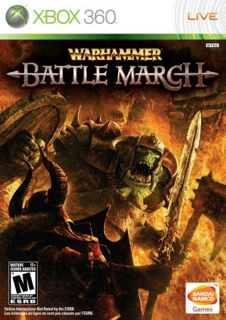 Warhammer: Battle March (2008) XBOX360