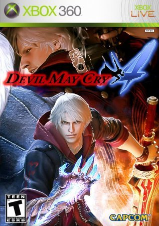 Devil May Cry 4 (2008) XBOX360