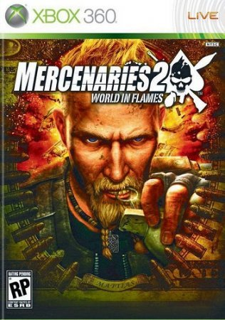 Mercenaries 2: World in Flames (2008) XBOX360
