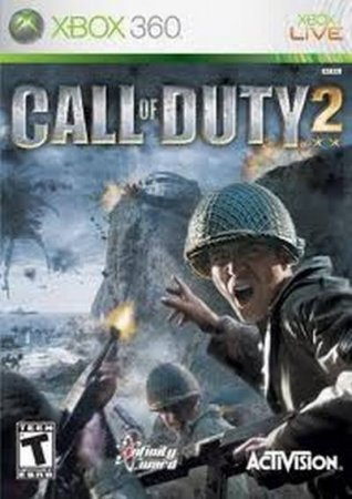Call of Duty 2 (2005) XBOX360