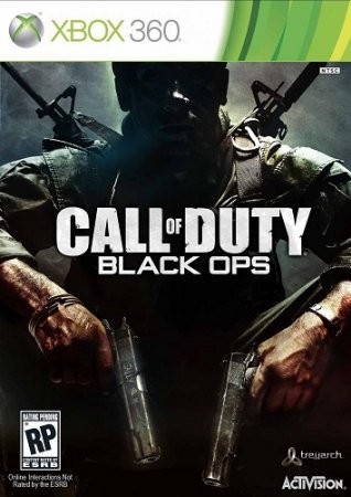 Call of Duty: Black Ops (2010) XBOX360
