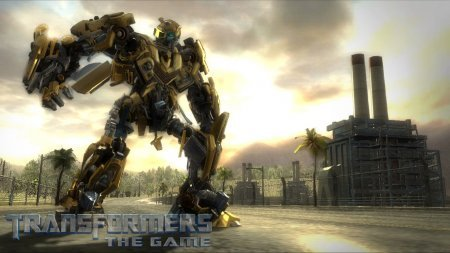 Transformers: The Game (2007) XBOX360
