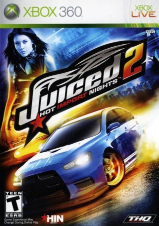 Juiced 2: Hot Import Nights (2007) XBOX360