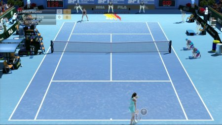 Virtua Tennis 2009 (2009) XBOX360