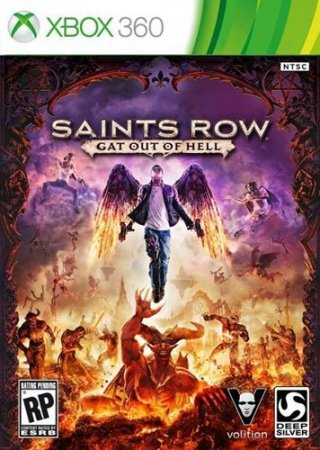 Saints Row: Gat out of Hell (2015) XBOX360