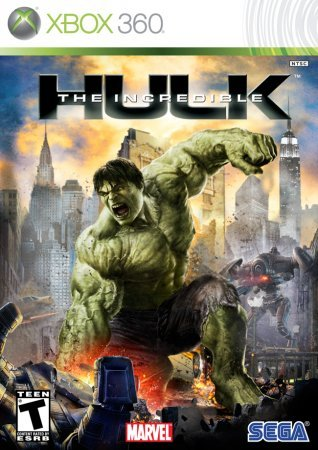The Incredible Hulk (2008) XBOX360
