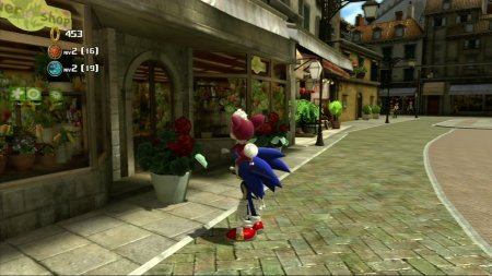 Sonic Unleashed (2008) XBOX360