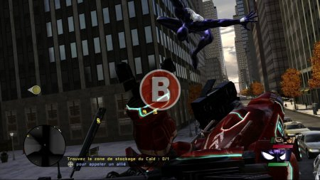Spider-Man: Web of Shadows (2008) XBOX360