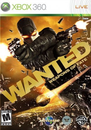 Wanted: Weapons of Fate (2009) XBOX360