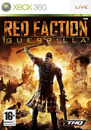 Red Faction: Guerrilla (2009) XBOX 360