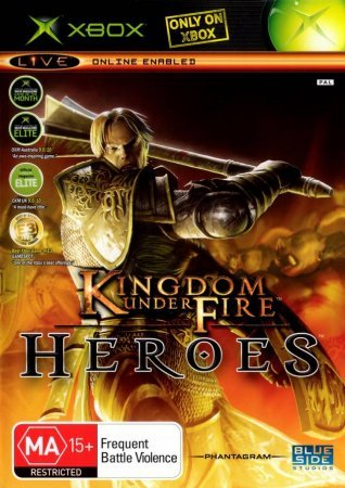 Kingdom Under Fire (2007) XBOX360