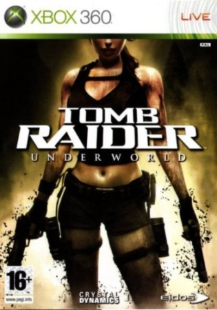 Tomb Raider: Underworld (2008) XBOX360