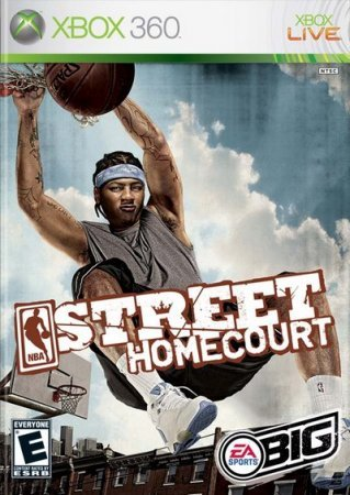 NBA Street Homecourt (2007) XBOX360