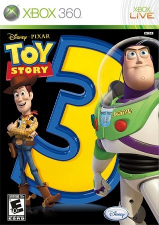 Toy Story 3: The Video Game (2010) XBOX360