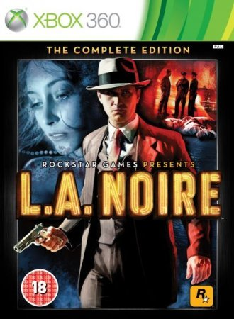 L.A. Noire: The Complete Edition (2011) XBOX360