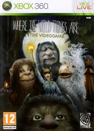 Where the Wild Things Are (2009) XBOX360