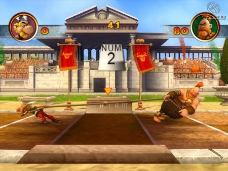 Asterix at the Olympic Games (2008) XBOX360
