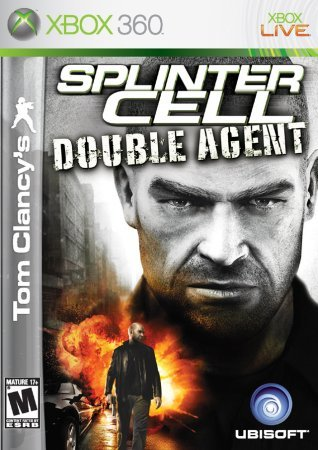 Tom Clancy`s Splinter Cell: Double Agent (2007) XBOX360
