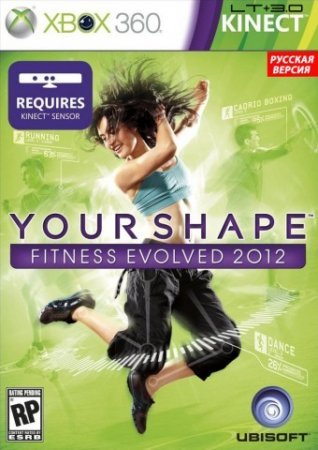 Your Shape Fitness Evolved 2012 (2011) XBOX360
