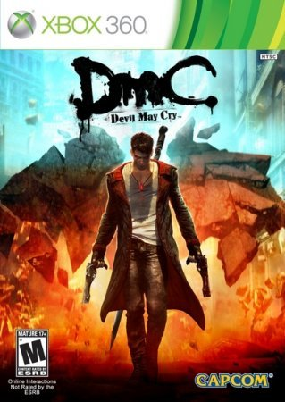 DMC: Devil May Cry (2013) XBOX360