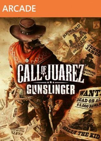 Call of Juarez: Gunslinger (2013) XBOX360