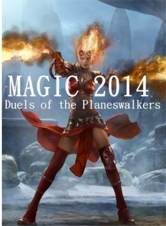 Magic 2014: Duels of the Planeswalkers (2013) XBOX360