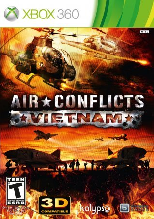 Air Conflicts: Vietnam (2013) XBOX360