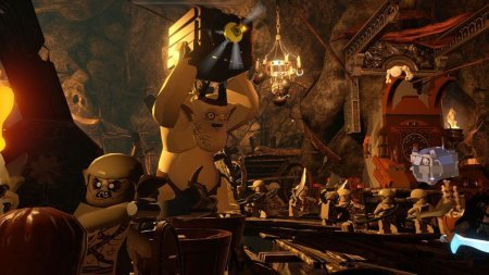 LEGO The Hobbit (2014) XBOX360
