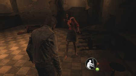Alone in the Dark (2008) XBOX360