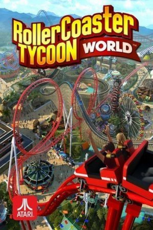RollerCoaster Tycoon World (2015) Xbox360