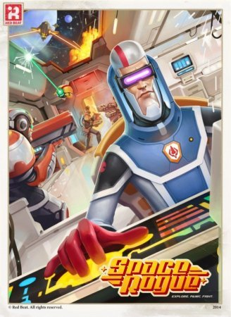 Space Rogue (2015) Xbox360