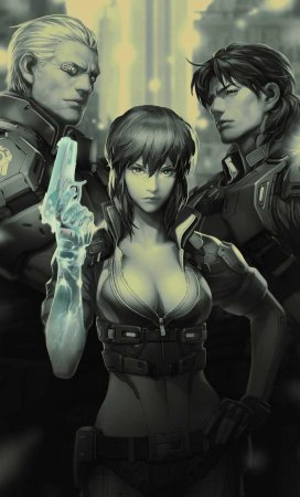 Ghost in the Shell Online (2015) Xbox360