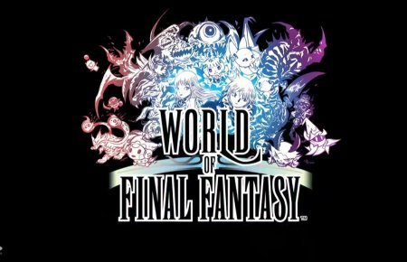 World Of Final Fantasy (2016) Xbox360