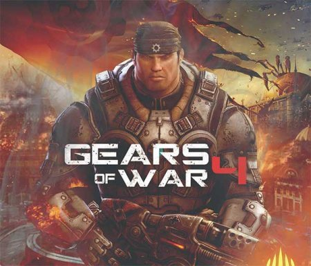Gears of War 4 (2016) Xbox360