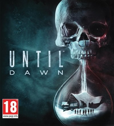 Until Dawn (2015) Xbox360