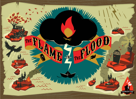 The Flame in the Flood (2016) Xbox360