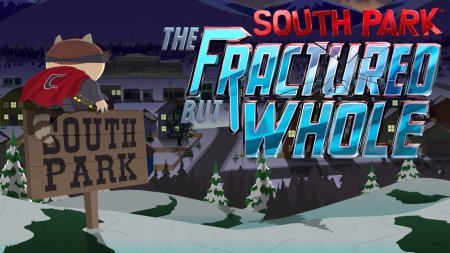 South Park: The Fractured But Whole (2016) Xbox360