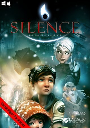 Silence: The Whispered World 2 (2015) Xbox360