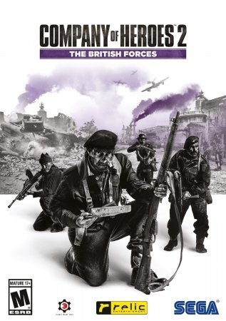 Company of Heroes 2: The British Forces (2015) Xbox360