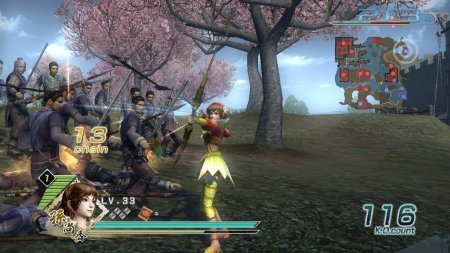 Dynasty Warriors 6 (2008) Xbox360