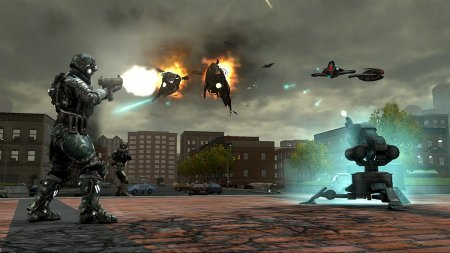 Earth Defense Force. Insect Armageddon (2011) Xbox360