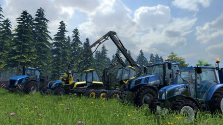 Farming Simulator 15 (2015) Xbox360