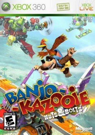 Banjo-Kazooie: Nuts and Bolts (2008) Xbox360