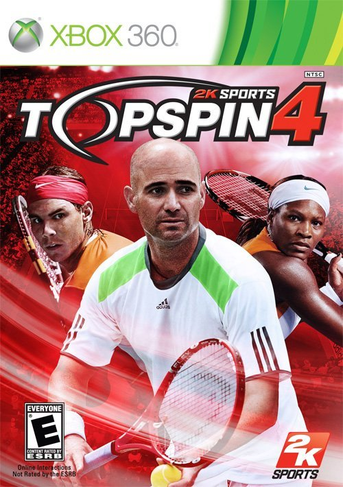 Скачать игру на xbox 360 top spin теннис 2017