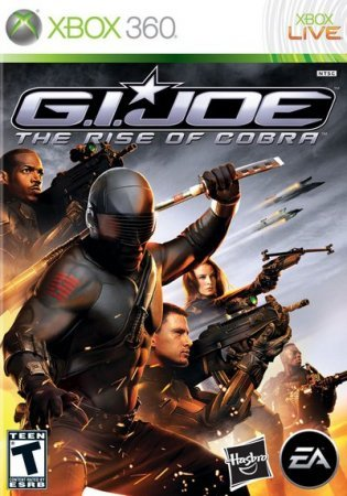 G.I. Joe: The Game (2009) Xbox360