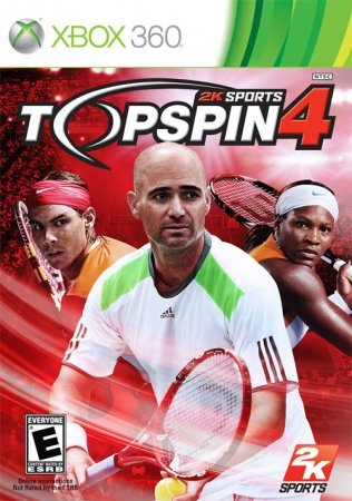 Top Spin 4 (2011) Xbox360