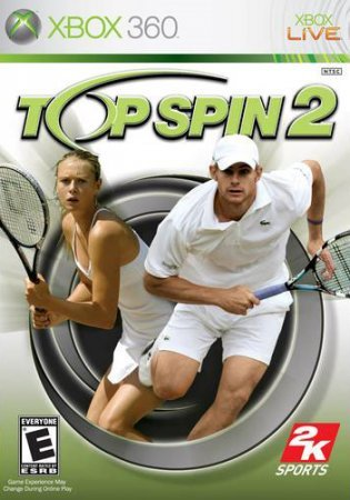 Top Spin 2 (2006) Xbox360