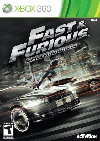 Fast & Furious: Showdown (2013) Xbox360