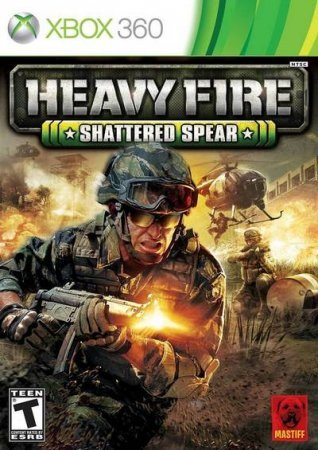 Heavy Fire: Shattered Spear (2013) Xbox360